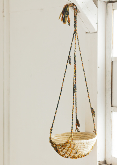 macrame patterns hanging basket diy macrame hanging basket from joann home decor 891
